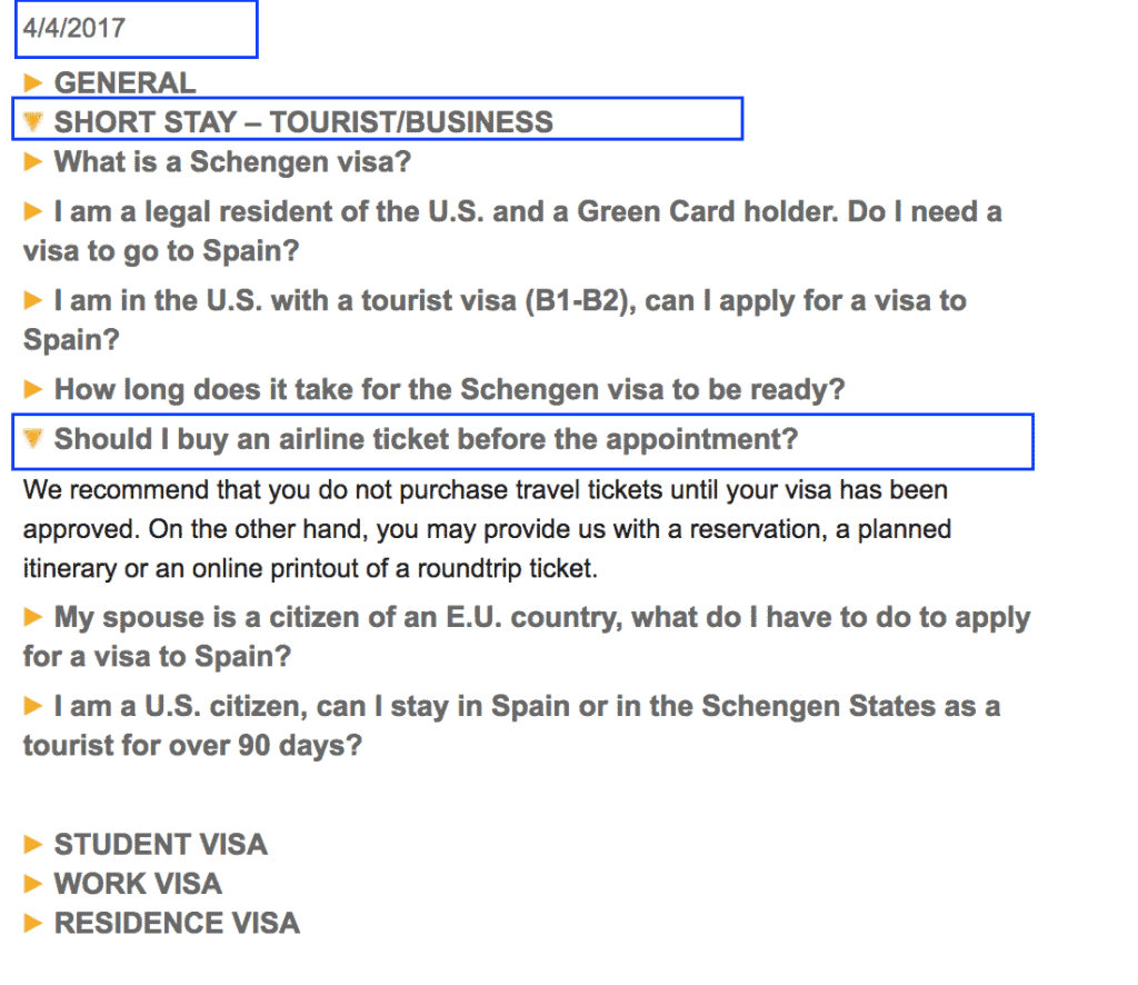 Spain schengen visa in 7 days updated 2018 we recommend that you do not purchase travel tickets until your visa has been approved on the other hand you may provide us with a reservation spiritdancerdesigns Gallery