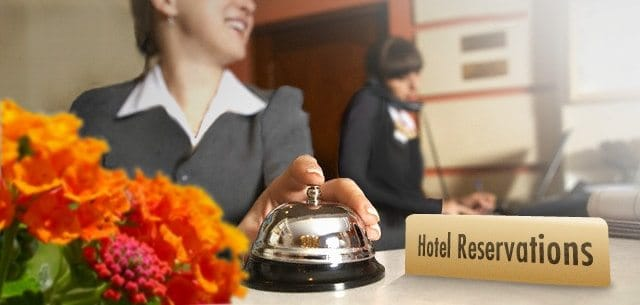 hotel bookings for tourist visa application