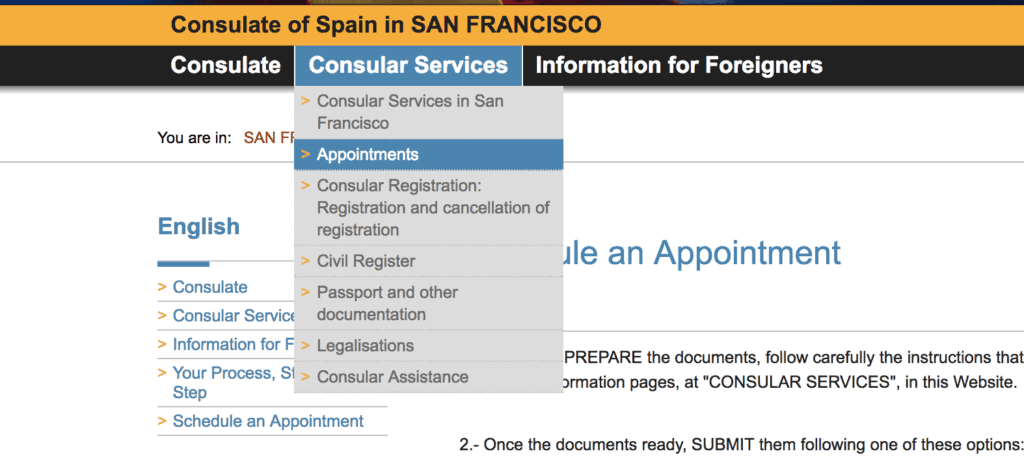 Spain visa for U S Permanent Residents - Complete Guide