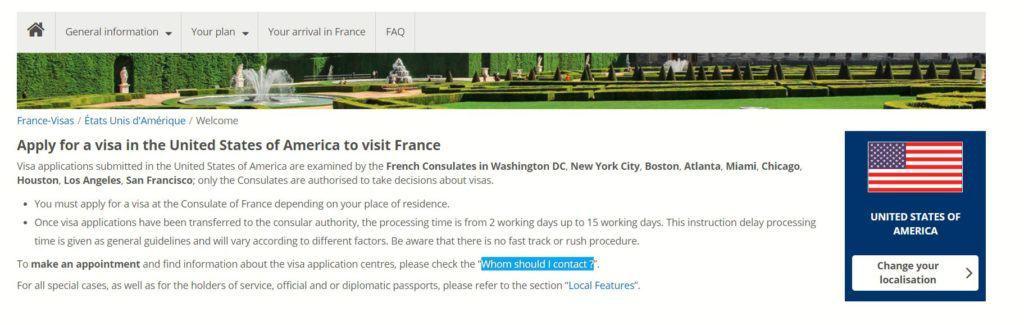 Travel Plan Documents Visa