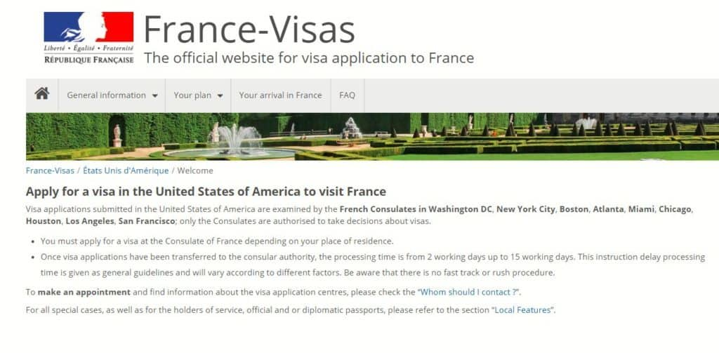 Whom to contact - French consulate