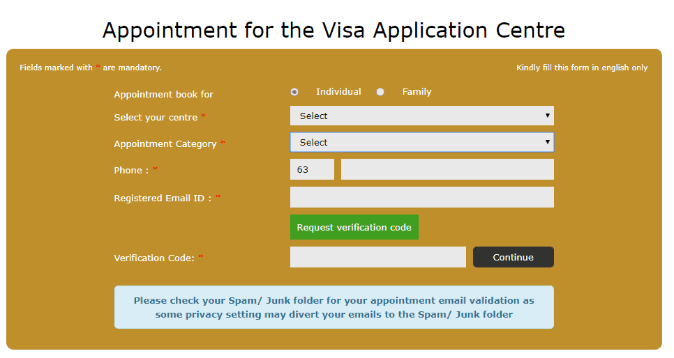 Applying for a spain schengen visa at the embassy of spain in manila appointment for the visa application centre spain schengen visa from manila thecheapjerseys Gallery