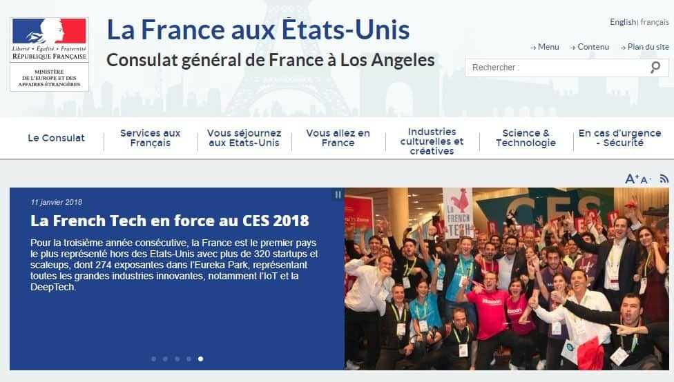 Consulate General of France in LA