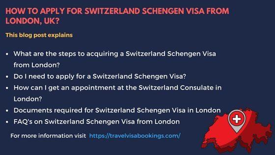 Can You Travel To Switzerland With A Schengen Visa