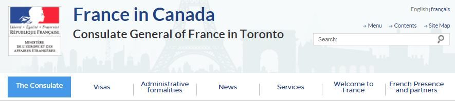 How to Apply for France Schengen visa at the Toronto Consulate?