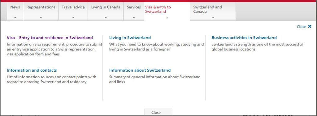 Image Result For Swiss Schengen Visa
