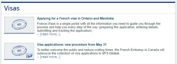 How to apply for france schengen visa at the toronto consulate when you are in the visa section it will be clearer to you that prior bookings need to made for visa appointment as the french consulate doesnt engage in solutioingenieria Image collections
