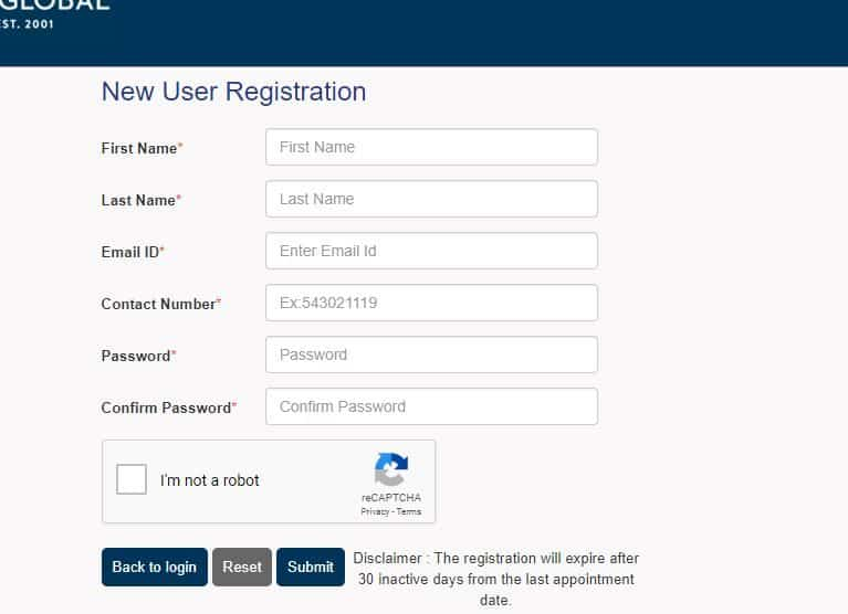 Schenegn visa appointment process - 5
