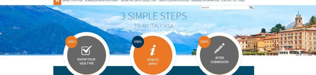 Get Italy Schengen visa appointment in London Easily