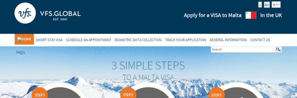 No Schengen visa appointment for Malta 1