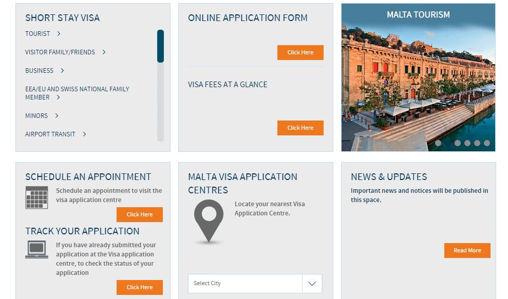 No Schengen visa appointment for Malta 6