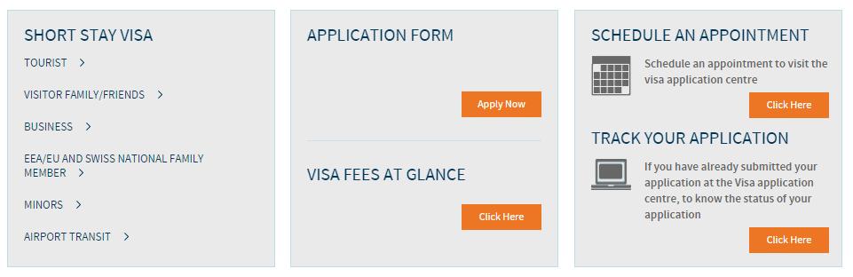 Portugal Schengen visa appointment in Manchester 1