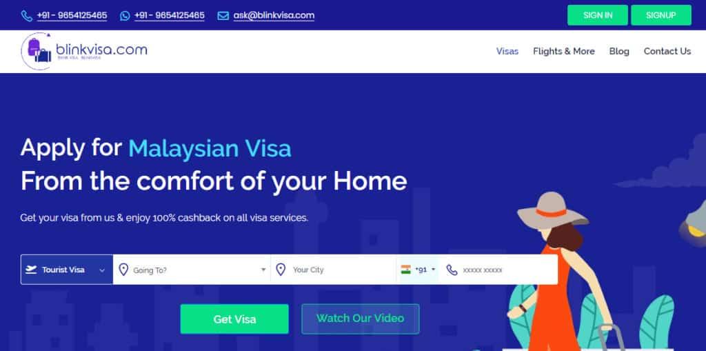 Malaysia Visa Search