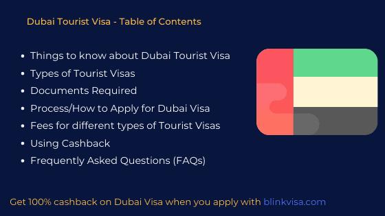 Get to Explore With Dubai Tourist Visa