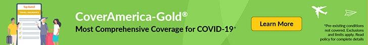Covid travel insurance